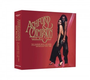 ASHFORD & SIMPSON Love Will Fix It (The Warner Bros. Records Anthology 1973-1981)