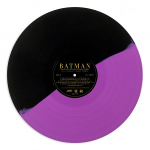 DANNY ELFMAN Batman (180g OST purple black split)