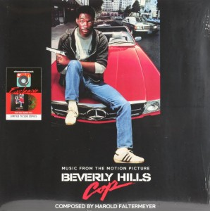 HAROLD FALTERMEYER Beverly Hills Cop  (GLINIARZ Z BEVERLY HILLS) colored vinyl