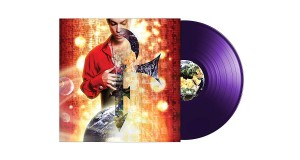 PRINCE Planet Earth (PURPLE VINYL, LENTICULAR COVER)