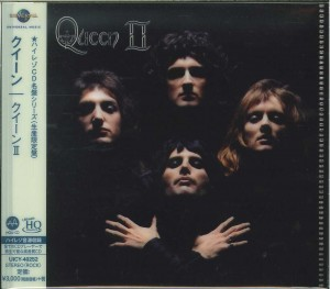 QUEEN Queen 2 - HI-RES CD -MQA X UHQCD (UICY-40252)