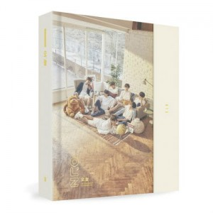 BTS Today 2018 Bts Exhibition Book (KPOP BOOK)