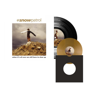 "SNOW PATROL	When It's All Over We Still Have To Clear Up (LP+7"")"