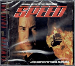 MARK MANCINA Speed (CD EXPANDED EDITION)