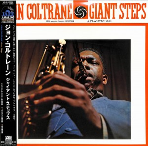 JOHN COLTRANE Giant Steps (JAPAN LP)