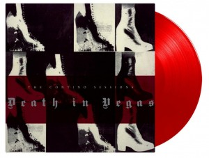 DEATH IN VEGAS The Contino Sessions (180g COLOR VINYL)