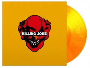 KILLING JOKE -FEAT. DAVE GROHL (180g Color Vinyl)