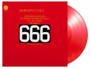 APHRODITE'S CHILD 666 (180g COLOR VINYL)