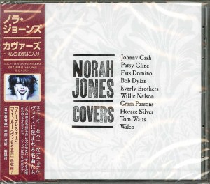 NORAH JONES Covers (JAPAN CD)