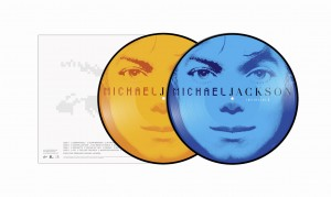 MICHAEL JACKSON Invincible 2xPICTURE DISC