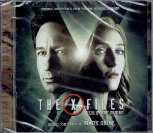 MARK SNOW The X Files: The Event Series 2xCD