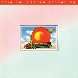 THE ALLMAN BROTHERS BAND Eat A Peach (MFSL 2-398 180g 2xLP)