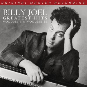 BILLY JOEL Greatest Hits Volume I & Volume II (MFSL 3-418180g 3xLP)