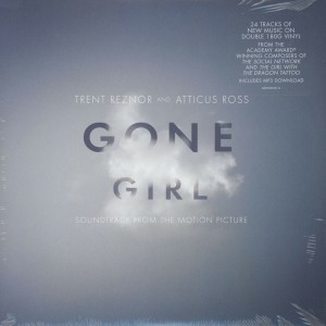TRENT REZNOR AND ATTICUS ROSS Gone Girl (2xLP)