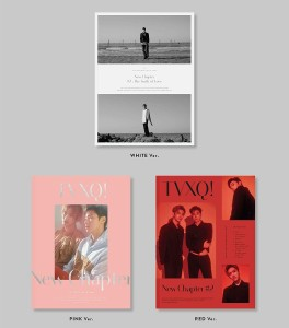 TVXQ New Chapter #2: the Truth of Love (KPOP CD)