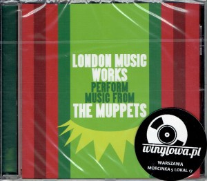 LONDON MUSIC WORKS Music From The Muppets