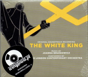 JOANNA BRUZDOWICZ The White King (CD)