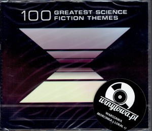 100 GREATEST SCIENCE FICTION THEMES The City Of Prague Philharmonic Orchestra (6xCD)