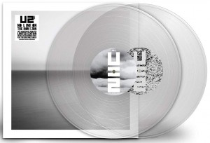 U2 No Line On the Horizon (ULTRA CLEAR VINYL 2xLP)
