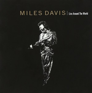 MILES DAVIS Live Around the World (JAPAN 2xLP)