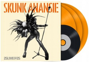 SKUNK ANANSIE 25LIVE@25 (DELUXE BOX 3xLP COLOR+ 7')