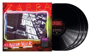 FRANK ZAPPA Zappa In New York (3xLP)