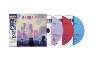 GAROAD - VA-11 HALL-A: COMPLETE SOUND COLLECTION (3xCD)