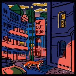 (VARIOUS) We Out Here (2xLP)
