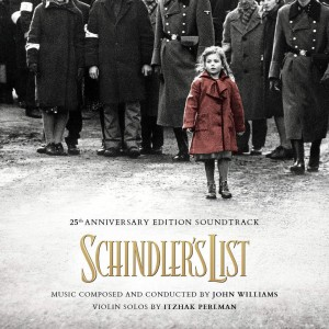 JOHN WILLIAMS Schindler's List (2xCD 25th Anniversary Edition Soundtrack)
