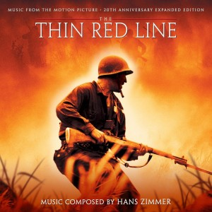 HANS ZIMMER Thin Red Line CIENKA CZERWONA LINIA (4xCD EXPANDED EDITION)