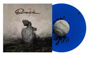 RIVERSIDE Wasteland (LIMITED SPLATTER BLUE 2xLP)