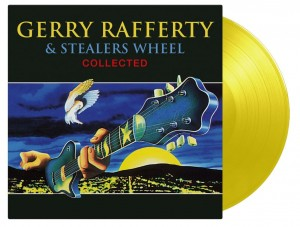 GERRY RAFFERTY & STEALERS WHEEL Collected (COLOR VINYL)