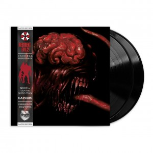 CAPCOM SOUND TEAM Resident Evil 2 (2xLP)