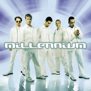 Backstreet Boys Millennium (JAPAN CD)
