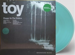 TOY Happy In the Hollow (BLUE VINYL)