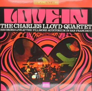 CHARLES LLOYD QUARTET Love-In