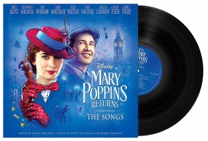 MARY POPPINS RETURNS (The Songs)