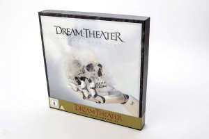 DREAM THEATER Distance Over Time (LIMITED DELUXE BOX)