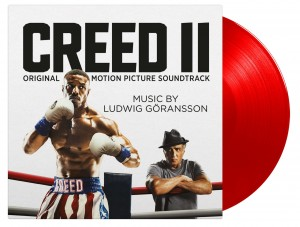 LUDWIG GORANSSON Creed II (RED 180g VINYL)