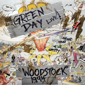 RSD19 GREEN DAY Woodstock 1994
