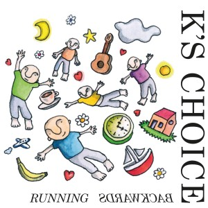 RSD19 K'S CHOICE Running Blackwords