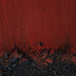 RSD19 MOSES SUMNEY Black in Deep Red, 2014