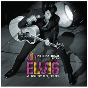 RSD19 ELVIS PRESLEY Live at the International Hotel, Las Vegas, NV August 23, 1969