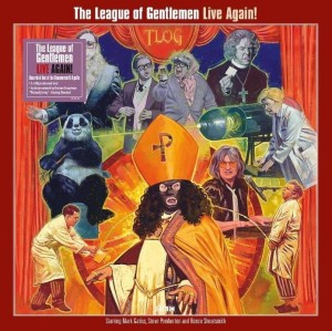 RSD19 THE LEAGUE OF GENTLEMEN Live 2018