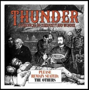 RSD19 THUNDER Please Remain Seated - The Others
