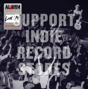RSD19 THE ALARM  Strength Live '85