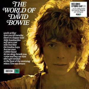 RSD19 DAVID BOWIE The World Of David Bowie