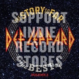 RSD19 DEF LEPPARD The Story So Far