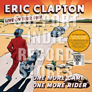 RSD19 ERIC CLAPTON One More Car, One More Rider