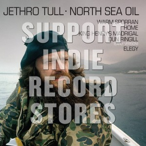 RSD19 JETHRO TULL North Sea Oil
